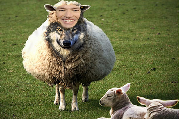 Joel Osteen: Wolf in Sheep Clothing?