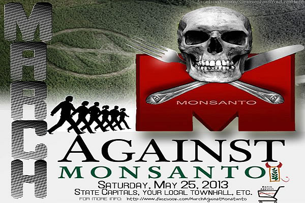 March Against Monsanto: May 25, 2013