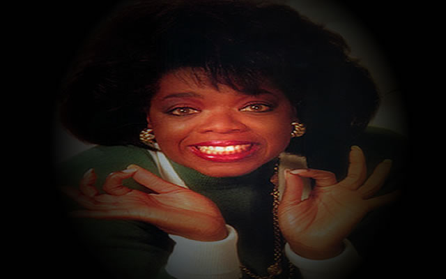 Oprah Winfrey: Demon Eyes on Video?