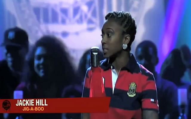Jackie Hill: Spits JIGA-BOO (State of the Church)
