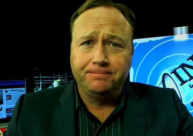 Alex Jones: The Scare Tare