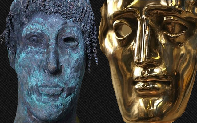 BAFTA: Another Idol MISSING an EYE!