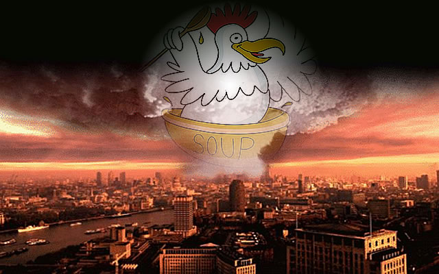 Chicken Soup for the Tribulation