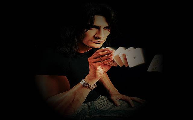 Demonic Magicians Manipulating Matter