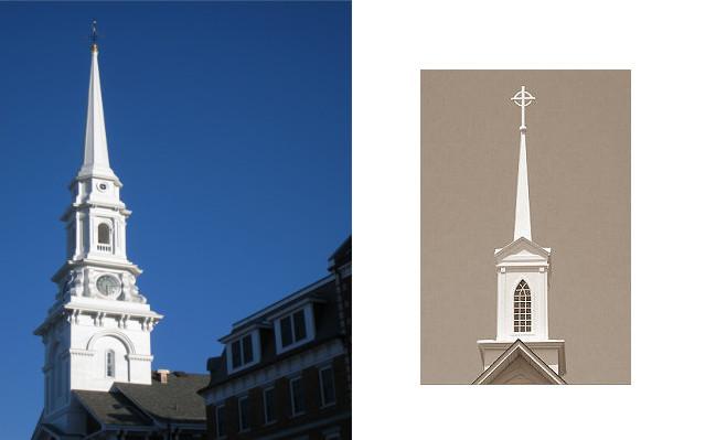 Church Steeples