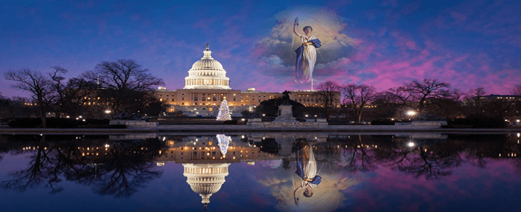 Goddess Worship and the District of Columbia