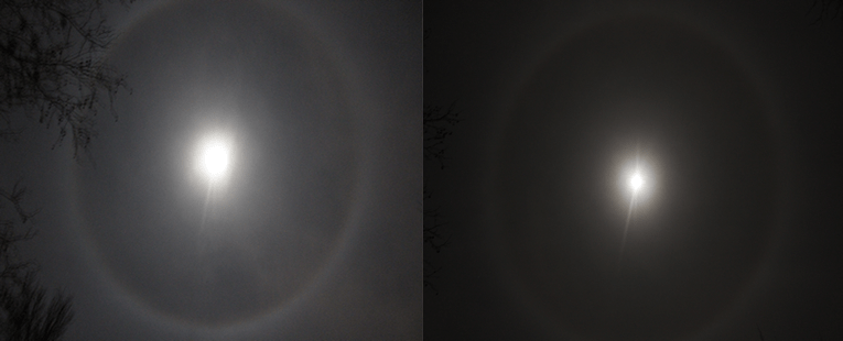 Christmas Eve Moon Halo: What is the Spiritual Meaning?