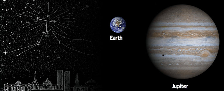In Old News: Newly Discovered Planet the Size of Jupiter?