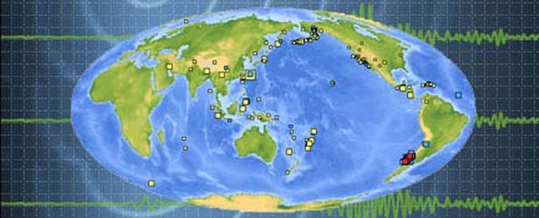 Is an 8+ Earthquake Looming?