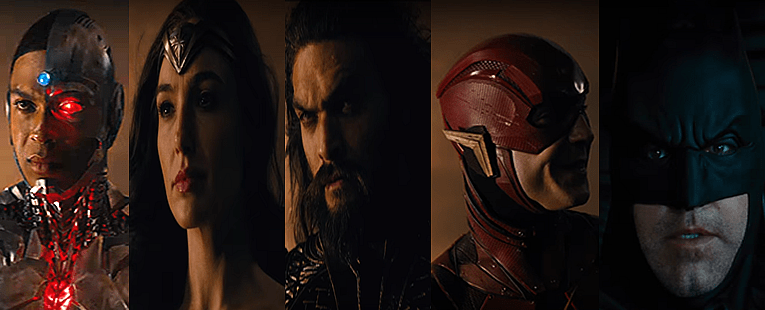 Men of Renown: Justice League Trailer