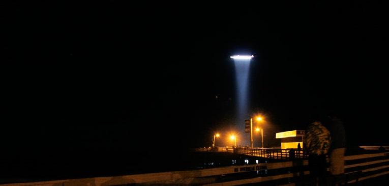 Biblical CLOUD Like UFO Captured on Video