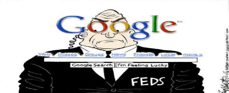 Google Has Us Under ILLEGAL Surveillance!