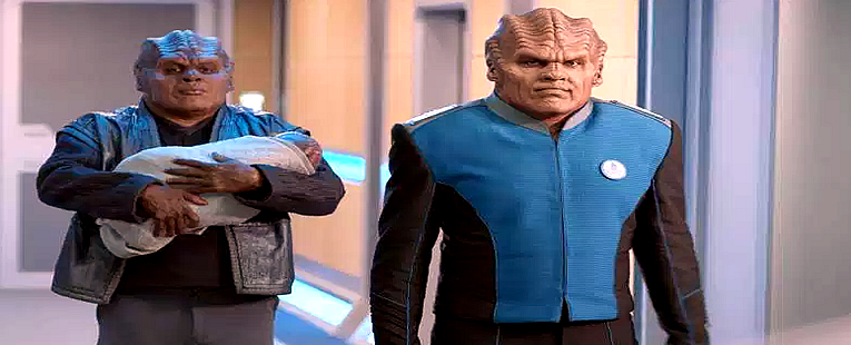 The Orville: Same Sex Unions and Gender Reassignment Surgery Targets the Chosen People