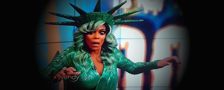Wendy Williams Bizarre Fainting Spell: Harbinger of New York City Destruction?
