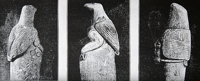 Sumerian Origin of the Holy Ghost?
