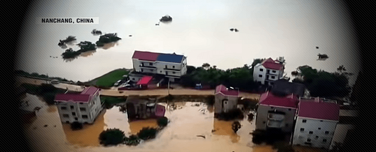 2 Esdras 16: China Hit With Flood
