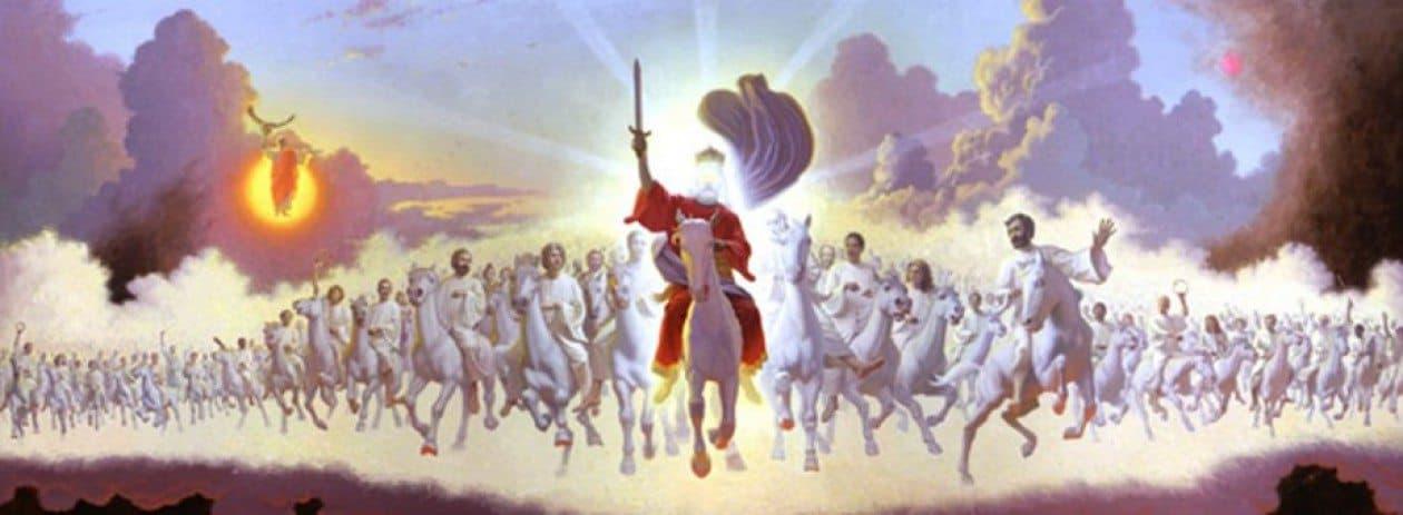 Jesus Christ Conquers