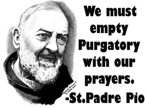 All Souls' Day: Pray for the Holy Souls in Purgatory