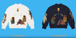 Kanye Jesus Is King sweatshirts