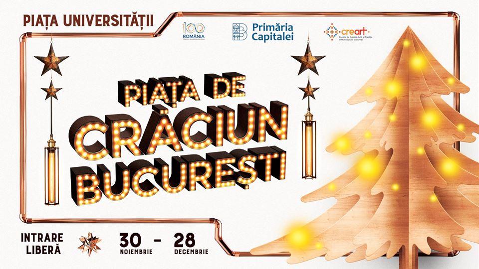 Piața de Crăciun București 2018