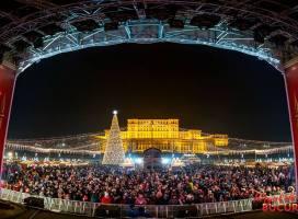 Program Targul de Craciun 2018 Piata Constitutiei