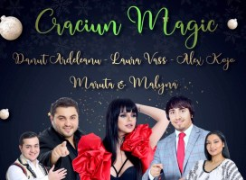 Un Craciun Magic la Magic Ballroom by Hop Garden