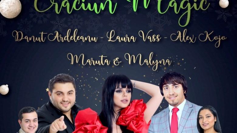 Un Craciun Magic la Magic Ballroom by Hop Garden