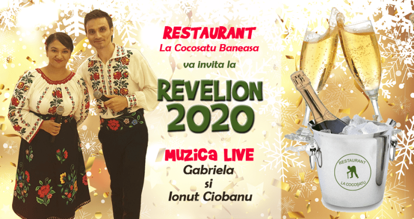 Revelion Românesc La Cocosatu' Băneasa - oferta specială 290 lei