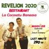 Revelion Românesc La Cocosatu' Băneasa – oferta specială 290 lei