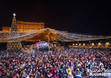 Târgul de Crăciun București – Program artistic: 20 – 26 decembrie 2019