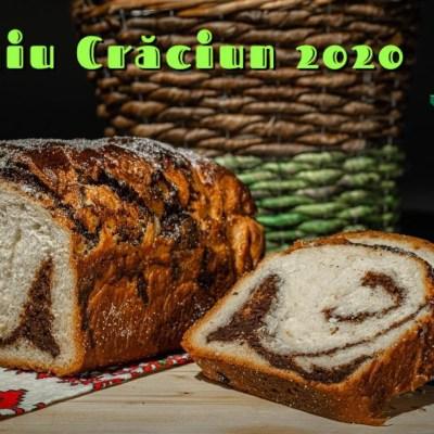 Meniu de Craciun 2020 de la SAG Catering