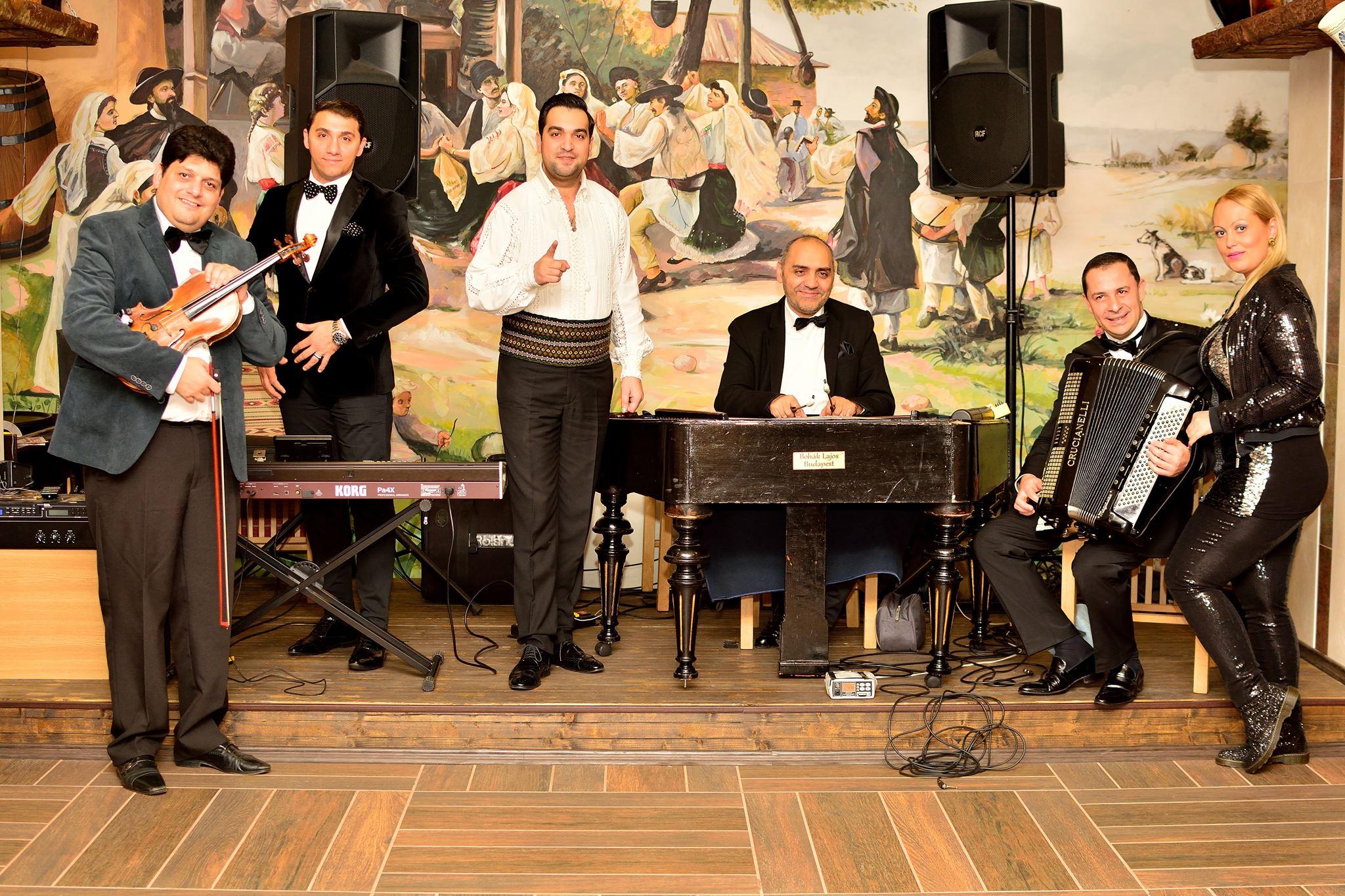 Muzica live de la Taraf Bucuresti