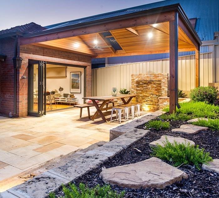 patios pergolas perth design and
