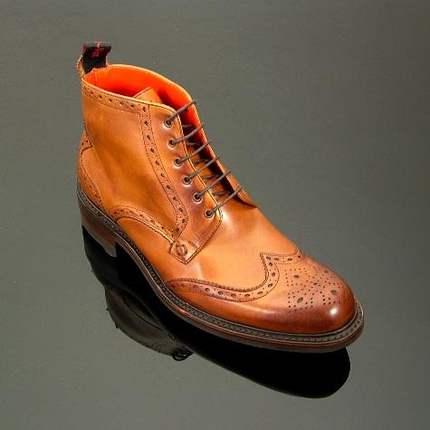 Boots à lacets Hannibal