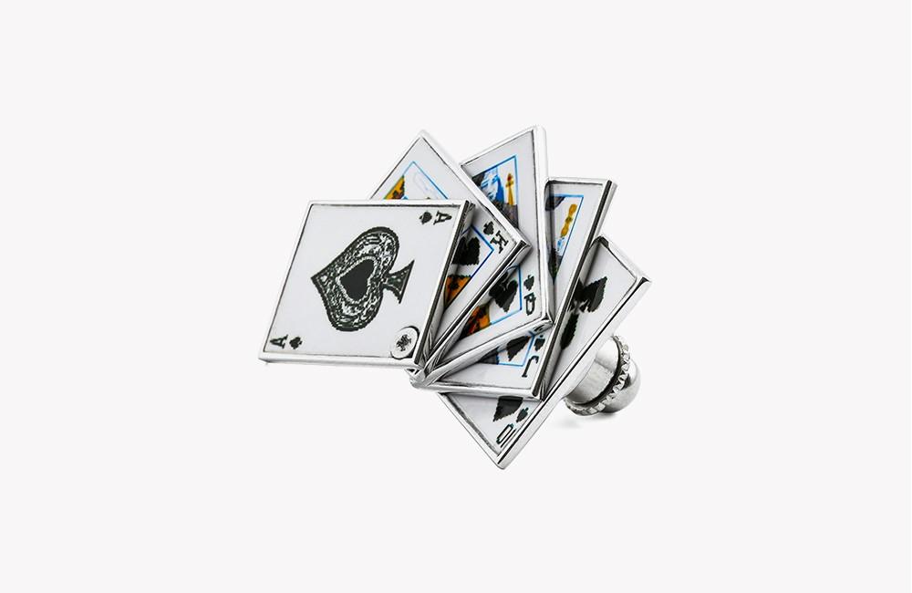 pins-jeux de cartes