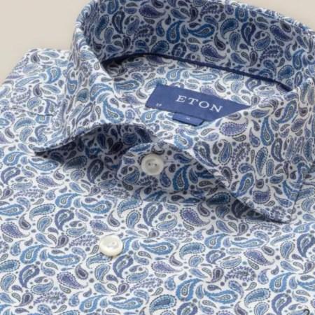 chemise_eton_paisley_bleu