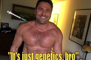Kyle Chapman It's Just Genetics Bro