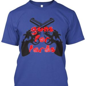 Guns For Tards T-shirt tee