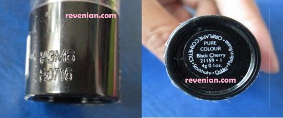 Bottom Part Oriflame Pure Color LS Case