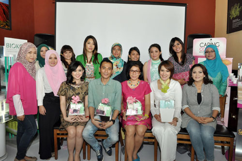 Bio CC Beauty Blogger Gathering