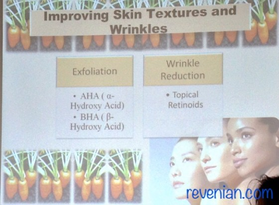 Improving Skin Textures