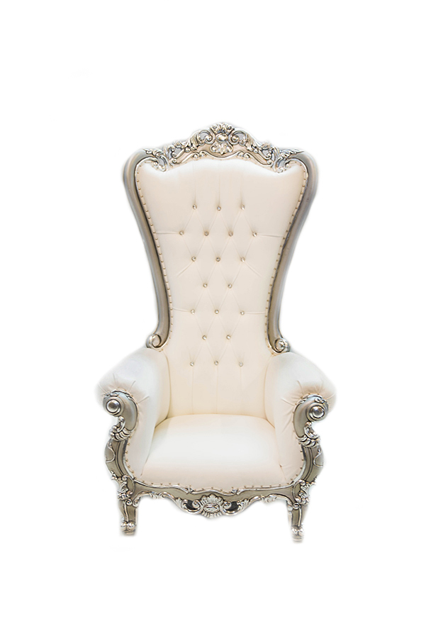 King  Queen Throne Chairs  Reventals Austin TX Party