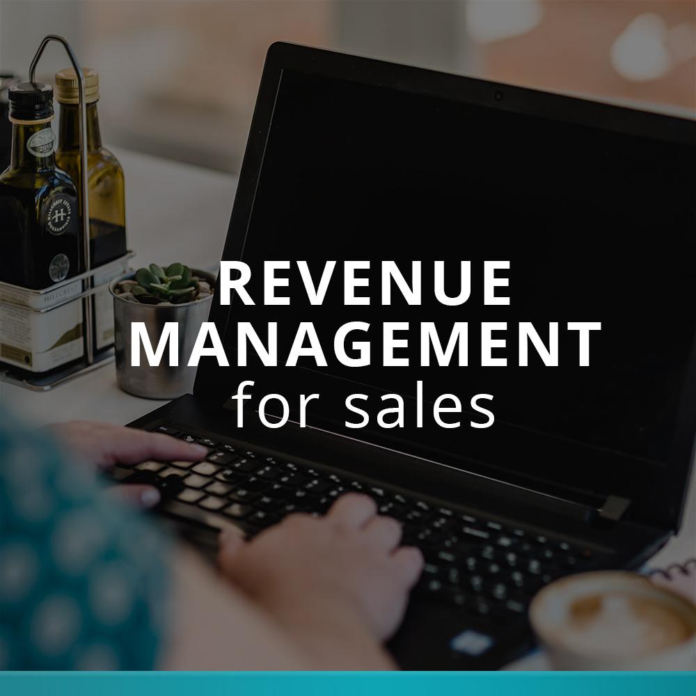 Revenue Management for Sales