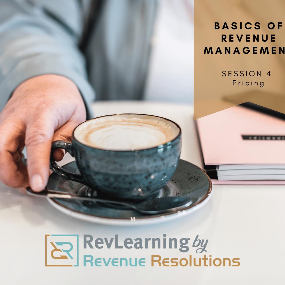 Revenue Management Course, Pricing