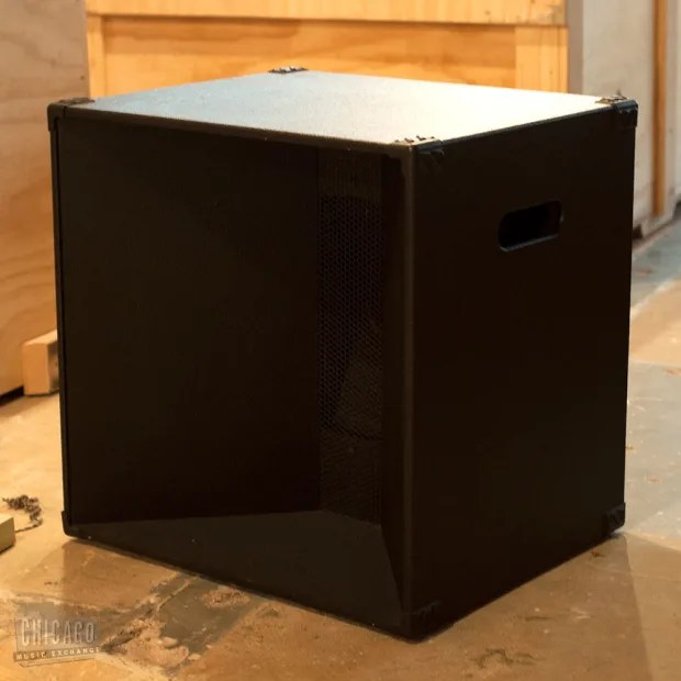 Bill Fitzmaurice Omnitop 15 Bass Cab  Used  Reverb