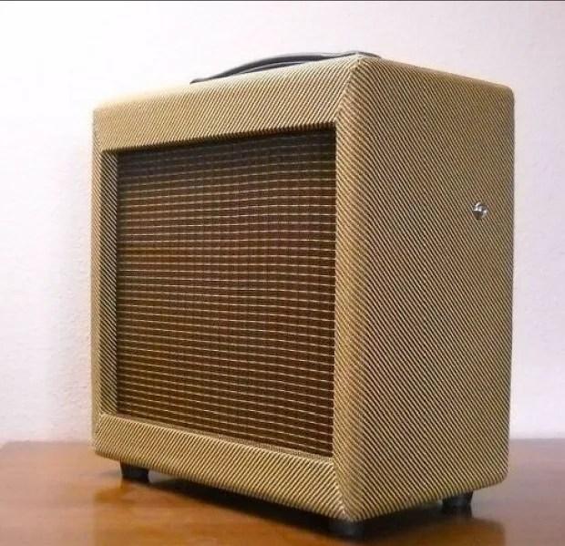 Windy City Harmonica Harp Amplifier Tweed Combo 5 Watt All