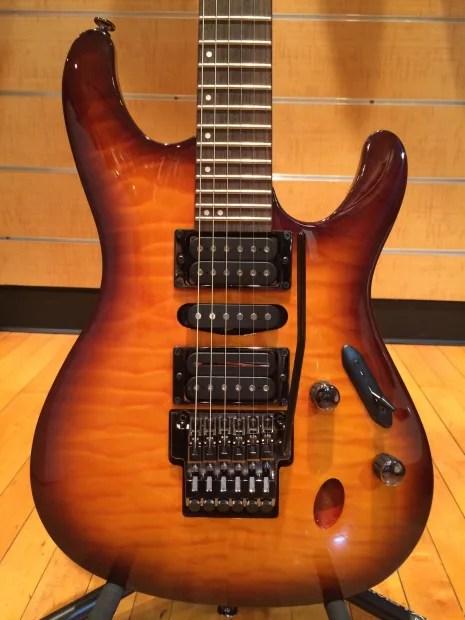 Ibanez S Q Rbb Prestige Electric Guitar