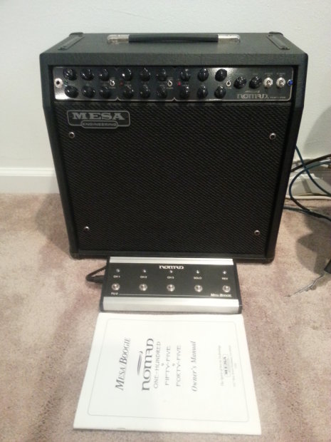 Mesa Nomad 45 1x12 combo Fourty Five  Reverb