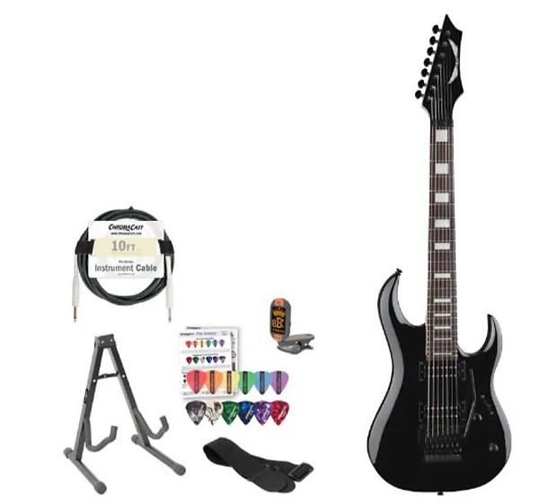 Dean Guitars Michael Angelo Batio Signature 7-String Black
