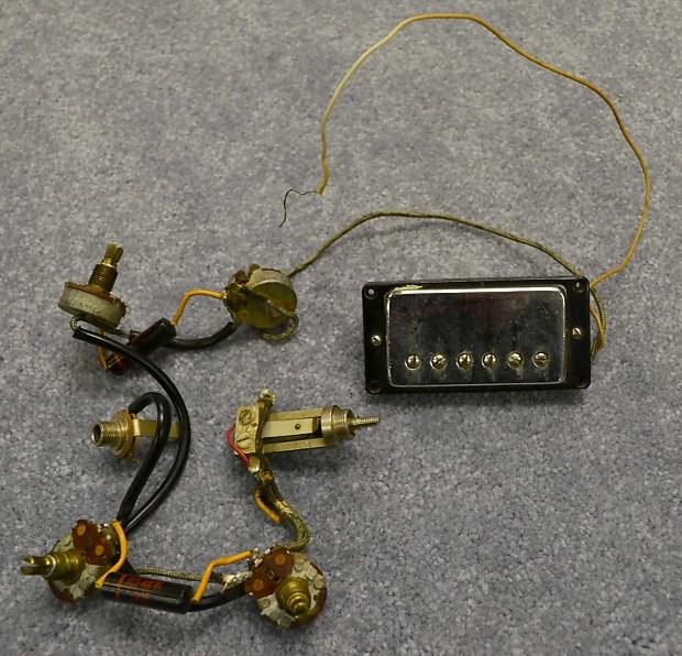 Gibson Es 335 Wiring Diagram On Lipstick Pickup Wiring Diagram